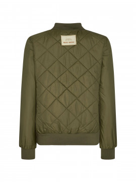 Mos Mosh Amber solid bomber - army