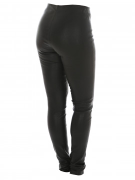 Prepair Nora leather pant - Black
