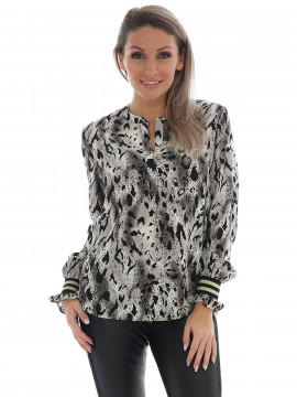 Prepair Sara animal top - Grey