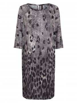Prepair Nadia snake dress - Grey