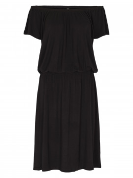 Prepair Stella off shoulder dress - Black