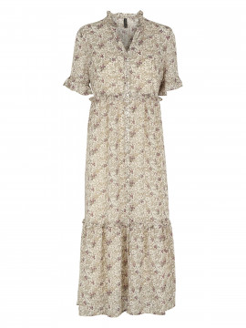 Prepair Juliane small flower dress - Sand