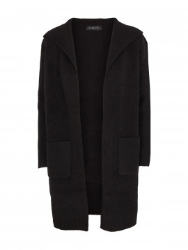 Prepair Astrid long cardigan - Black