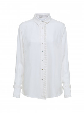 Costamani Olga shirt - White