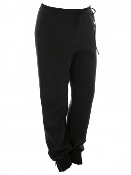 Object Abella pant - Black