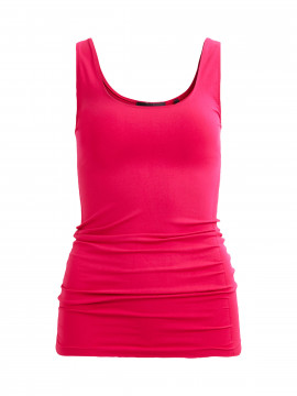 Object Nordstrom tank top - Cerise