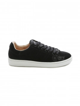 Philip Hog Serena suede sneakers - Black