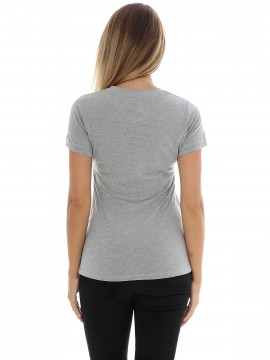 CS#15 Sus basic HQ Tee - Grey