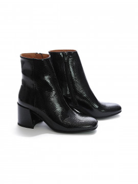 Via Vai Amelia Manila boot - Nero