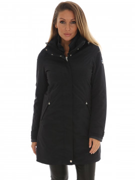 Dolomite Ortisei 2 in 1 jacket - Black