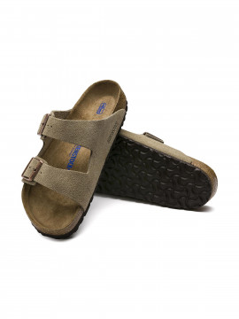 Birkenstock Arizona narrow sandal - Taupe