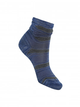 Black Colour Gypsy sock - Jeans blue