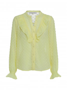 Continue Leah shirt - Yellow