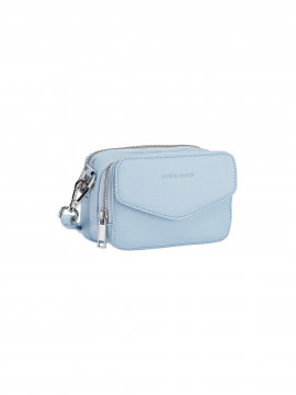 Daniel Silfen Katrine milano handbag - Light blue