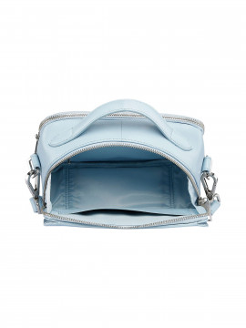Daniel Silfen Emma milano handbag - Light blue