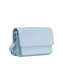 Daniel Silfen Andrea milano handbag - Light blue