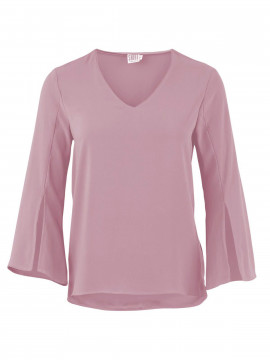 Saint Tropez Sandy L/S top - Lillac