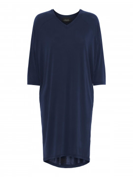 One Two Luxzuz Fie tunique dress - Dark navy