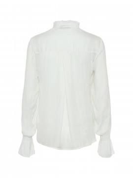 One Two Luxzuz Djamilla shirt - Cream