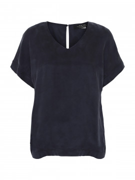 One Two Luxzuz Franskana top - Dark navy