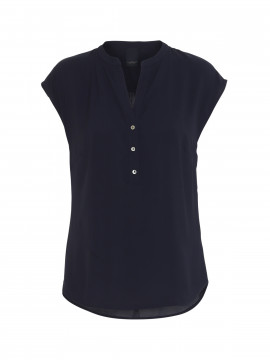 One Two Luxzuz Kika top - Navy