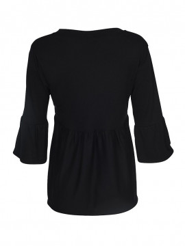 One Two Luxzuz Otta 3/4 solid top - Black