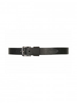 Depeche Bali leather jeans belt - Black