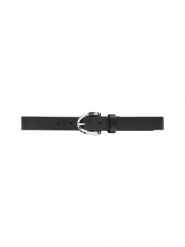 Depeche Felice narrow belt - Silver