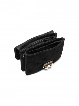 Depeche Sense small belt bag / clutch - Black