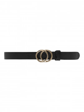 Depeche Nala cirkel belt - Black / gold