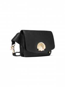 Depeche Shell belt/bum bag - Black
