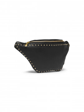 Depeche Mercedes studs bum bag - Black