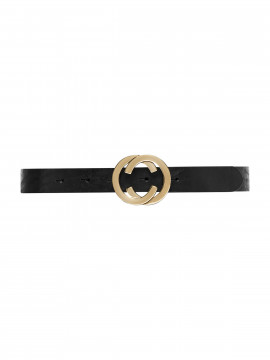 Depeche Moda G.belt - Black/gold