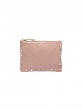 Depeche Mercedes studs wallet - Dusty rose