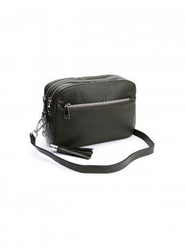 the Rubz Cindy medium crossbody - Army green
