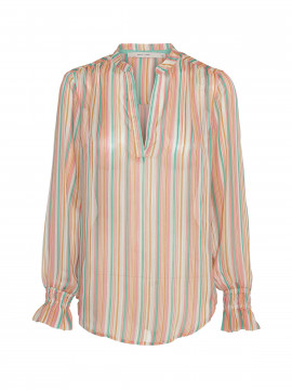 Costamani Rebecca multi stripe top - Spring