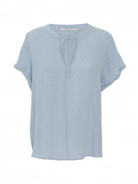 Costamani Helen top S/S - Blue