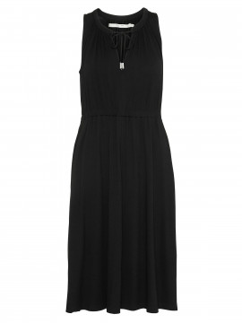 Costamani Vilja jersey dress - Black