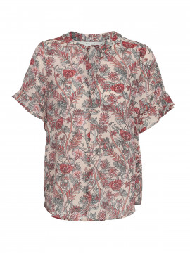 Costamani Hubi flower top - Dusty