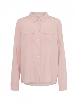 Costamani Cat L/S shirt - Rosa