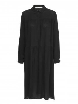 Costamani Sismo L/S dress - Black