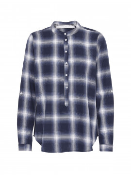 Costamani Lexis check shirt - Blue