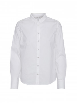 Costamani Bea L/S shirt - White