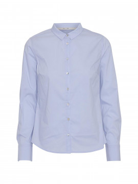 Costamani Bea L/S shirt - Blue