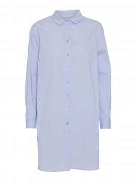Costamani Bea oversize shirt - Blue
