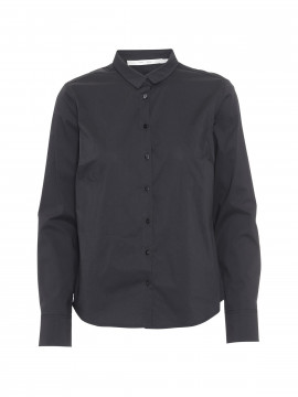 Costamani Bea L/S shirt - Black