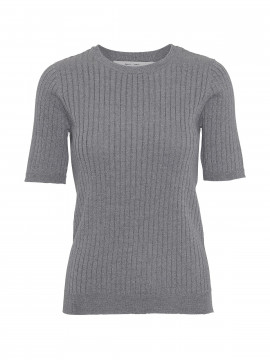 Costamani Loa S/S knit - Grey