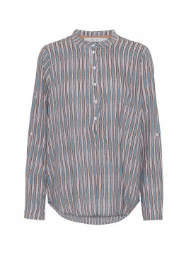 Costamani Lexis stripe shirt - Blue