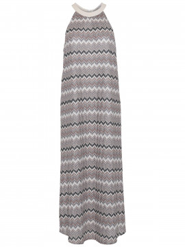 Costamani Nova missoni dress - Grey