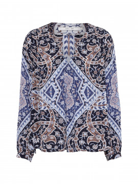 Costamani King top - Blue
